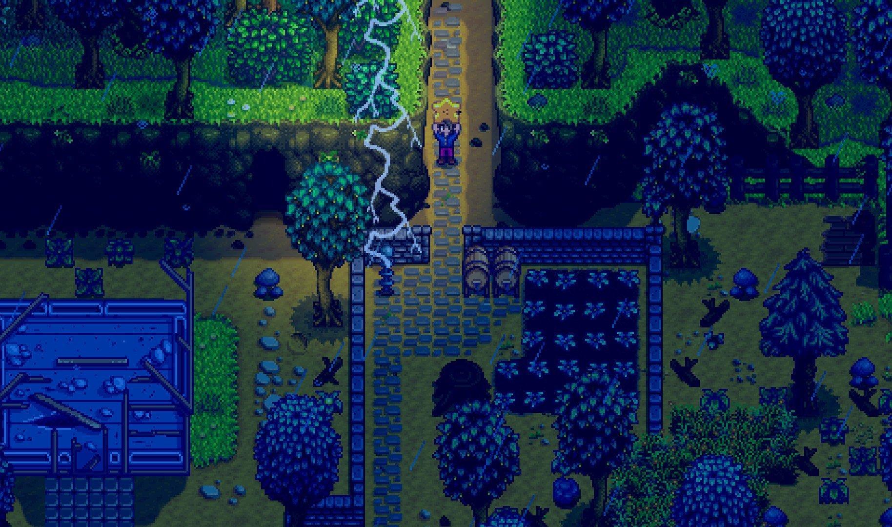Скриншот к игре Stardew Valley v.1.4.3.379080781 [GOG] (2016) скачать торрент Лицензия