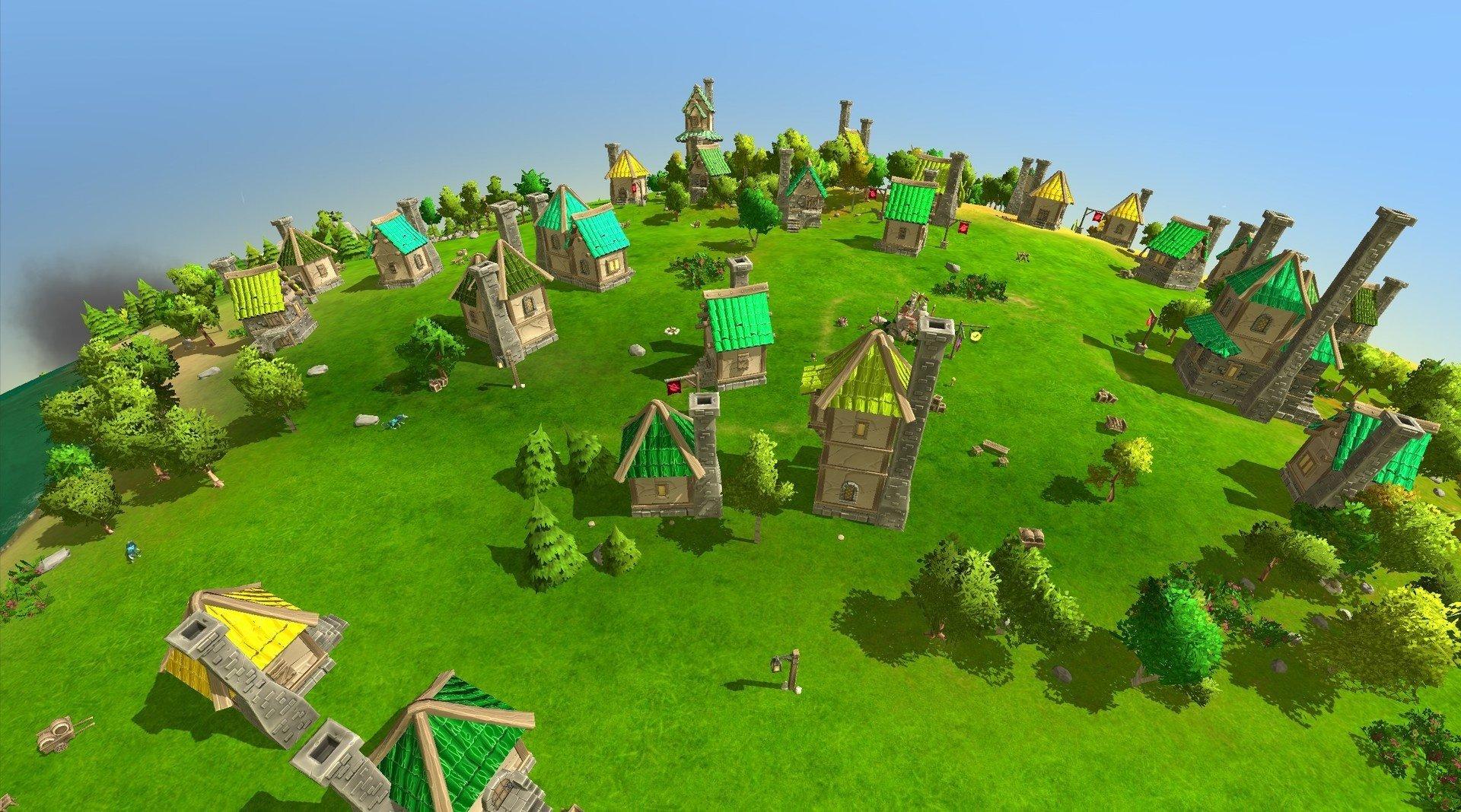 Скриншот к игре The Universim v.0.0.40.30702 [GOG] (Ранний доступ) скачать торрент Лицензия