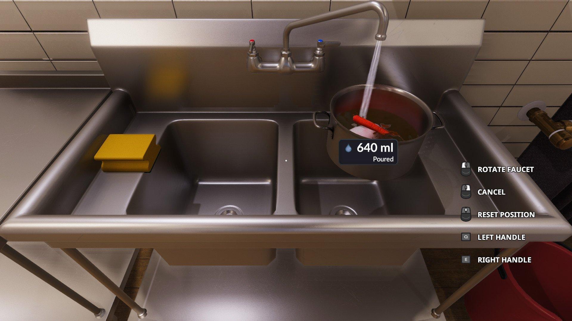Скриншот к игре Cooking Simulator v.2.6.2 [GOG] (2019) скачать торрент Лицензия