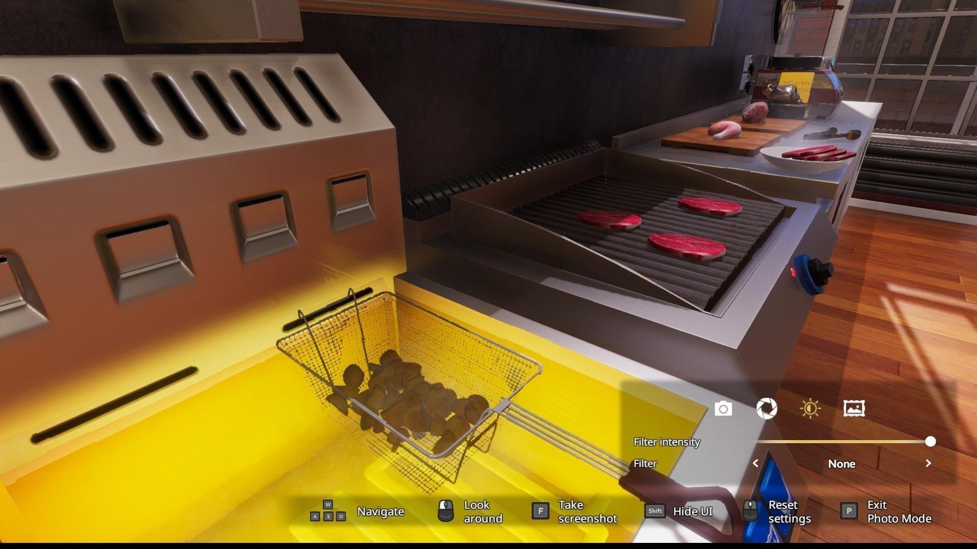 Скриншот к игре Cooking Simulator v.2.2.8 [GOG] (2019) скачать торрент Лицензия