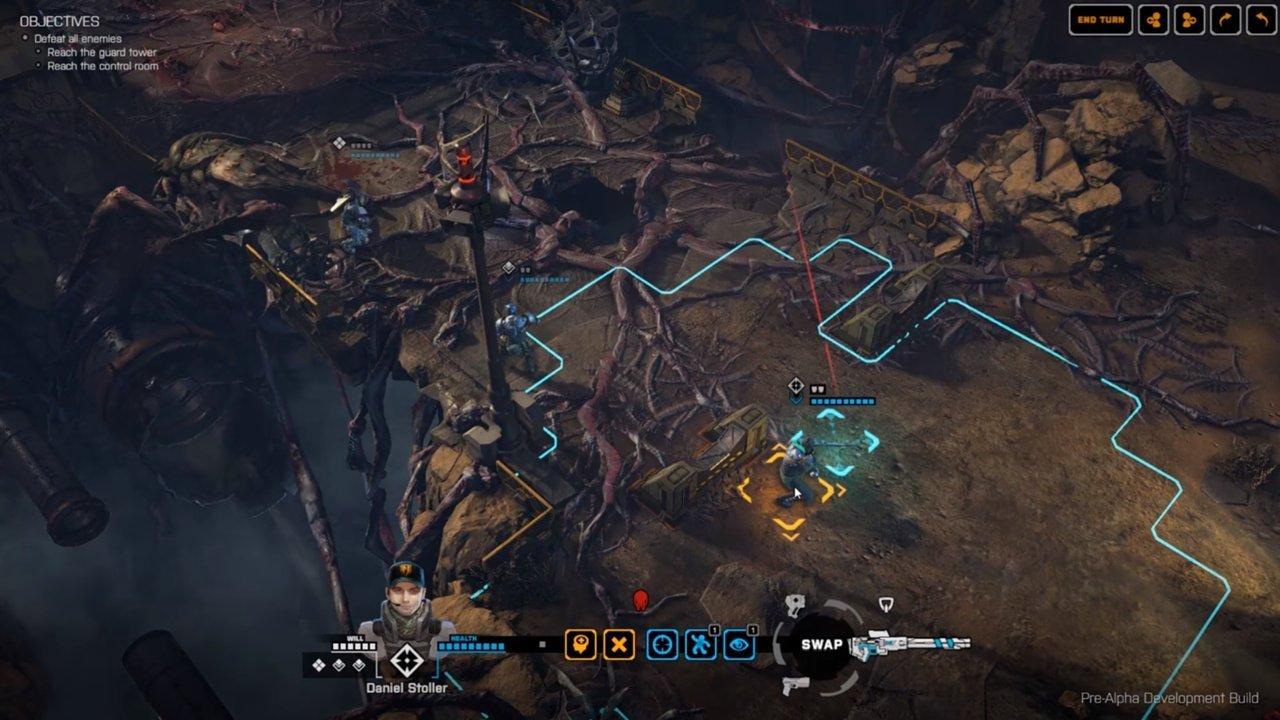 Скриншот к игре Phoenix Point - Ultra Edition [1.0.57335+DLC] (2019) скачать торрент RePack
