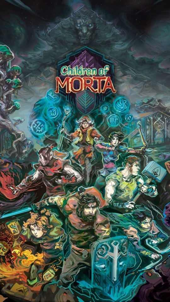 Children of Morta v.1.1.55.1 [GOG] (2019)
