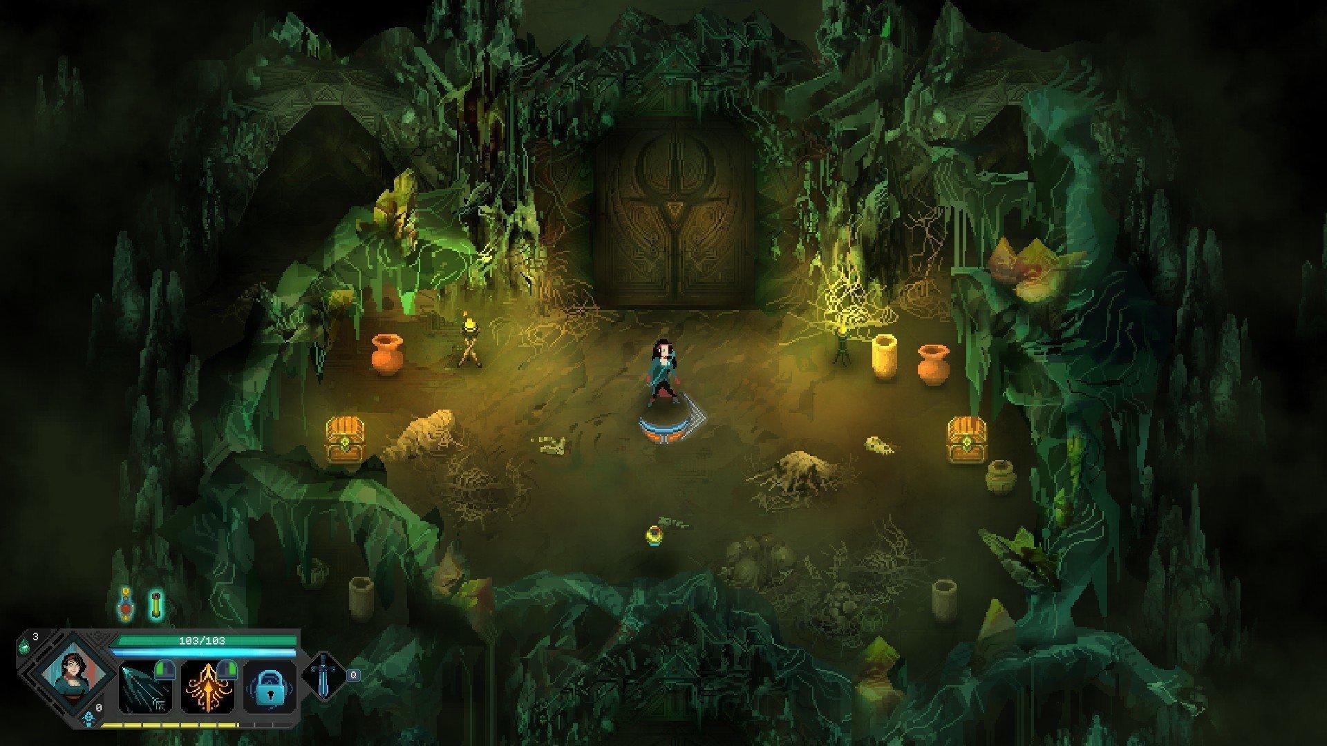 Скриншот к игре Children of Morta v.1.1.55.1 [GOG] (2019) скачать торрент Лицензия