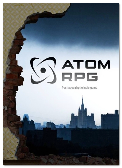 ATOM RPG: Post-apocalyptic indie game (v 1.112) (2018) скачать торрент RePack