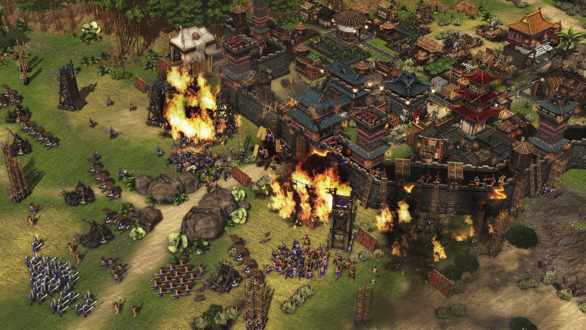 Скриншот к игре Stronghold: Warlords