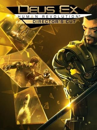 Deus Ex: Human Revolution. Director's Cut (2013)