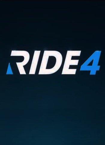 Обложка к игре RIDE 4