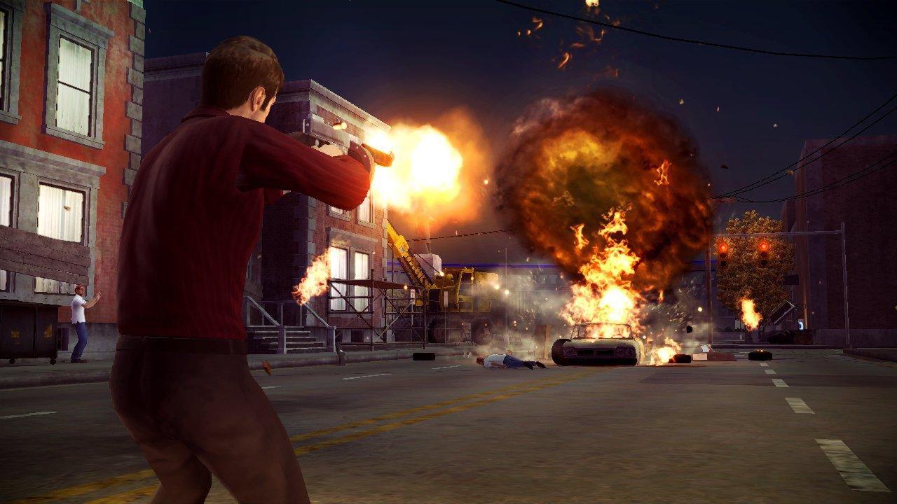 Скриншот к игре The Godfather 2 (2009) скачать торрент RePack от xatab
