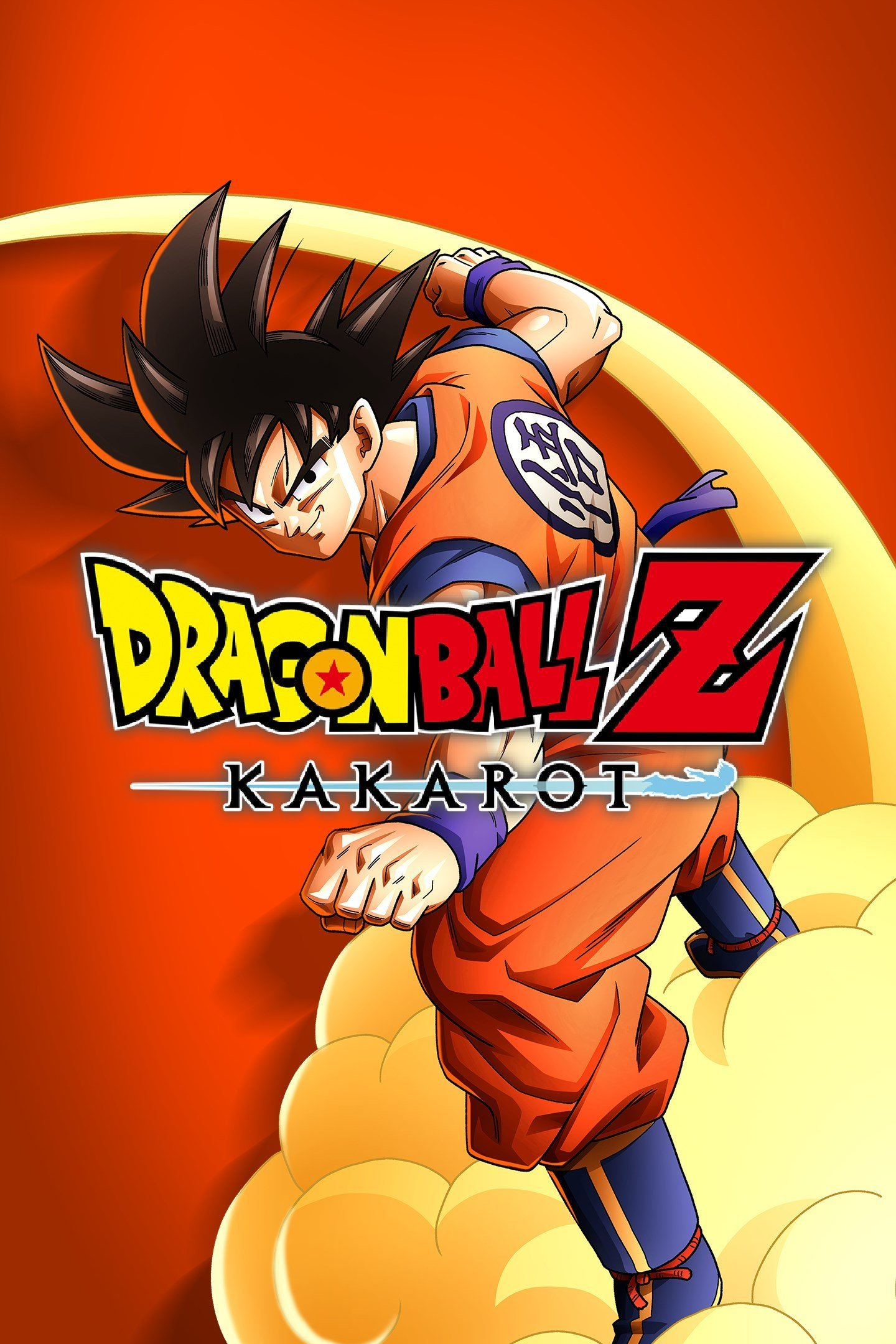 Обложка к игре Dragon Ball Z: Kakarot [v 1.03 + DLCs] (2020)