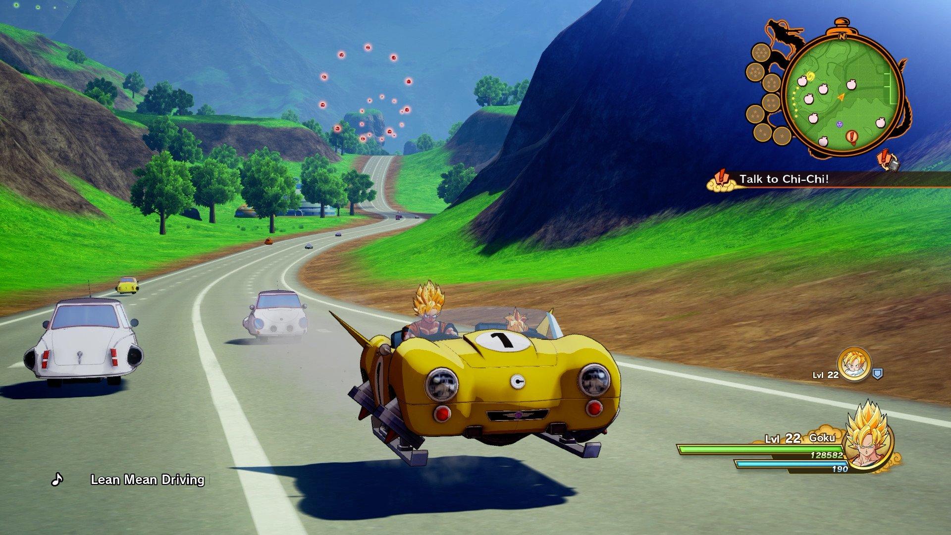Скриншот к игре Dragon Ball Z: Kakarot [v 1.03 + DLCs] (2020) скачать торрент RePack от xatab
