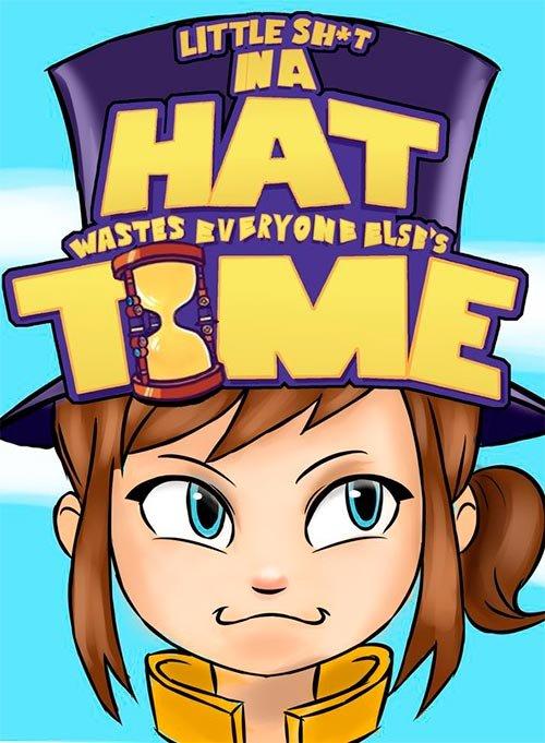 A Hat in Time v.1.11 + 2 DLC [GOG] (2017) скачать торрент Лицензия