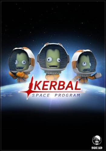 Обложка к игре Kerbal Space Program [v 1.9.1.02788 (36306) + DLC] (2017)