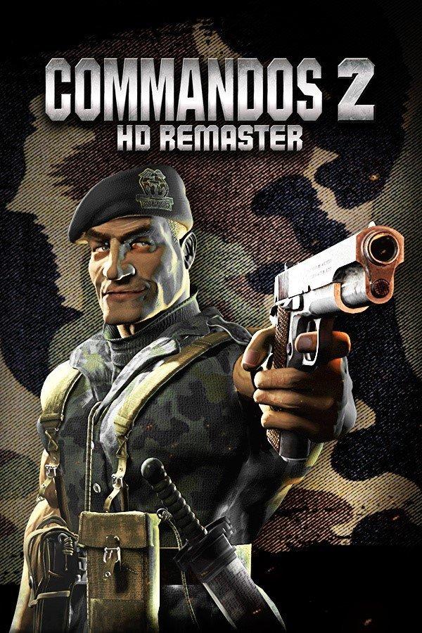 Commandos 2 - HD Remaster v.1.09 [GOG] (2001-2020) (2020)