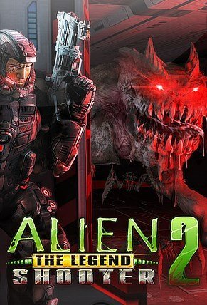 Alien Shooter 2 - The Legend (v.1.02) (2020) (2020)