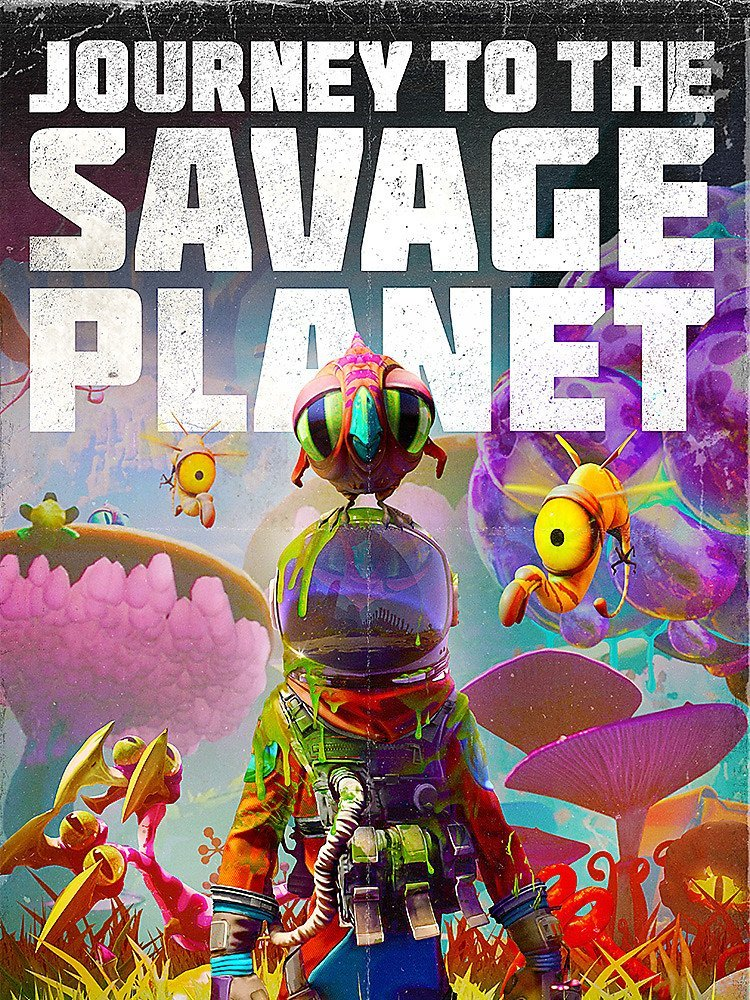 Journey to the Savage Planet (v 49238) (2020)