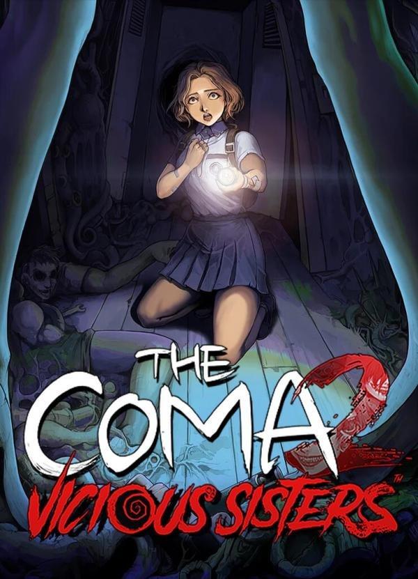 The Coma 2: Vicious Sisters v.1.0.5.4 [GOG] (2020)