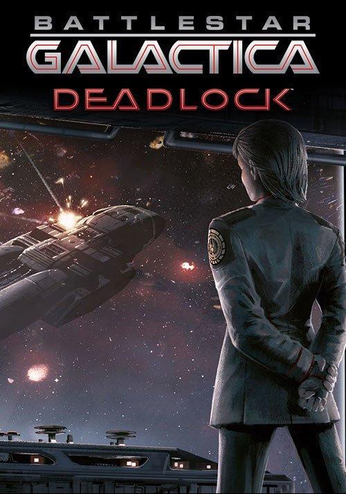 Battlestar Galactica Deadlock v.1.4.95 [GOG] (2017)