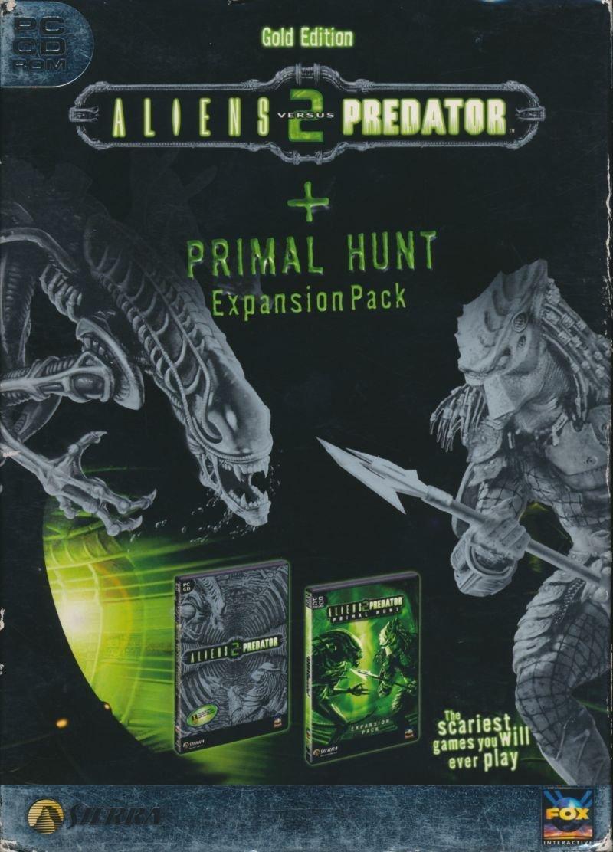 Aliens Versus Predator 2 (+Primal Hunt) [L] (2001-2002) (22 октября 2001 / 29 августа 2002)