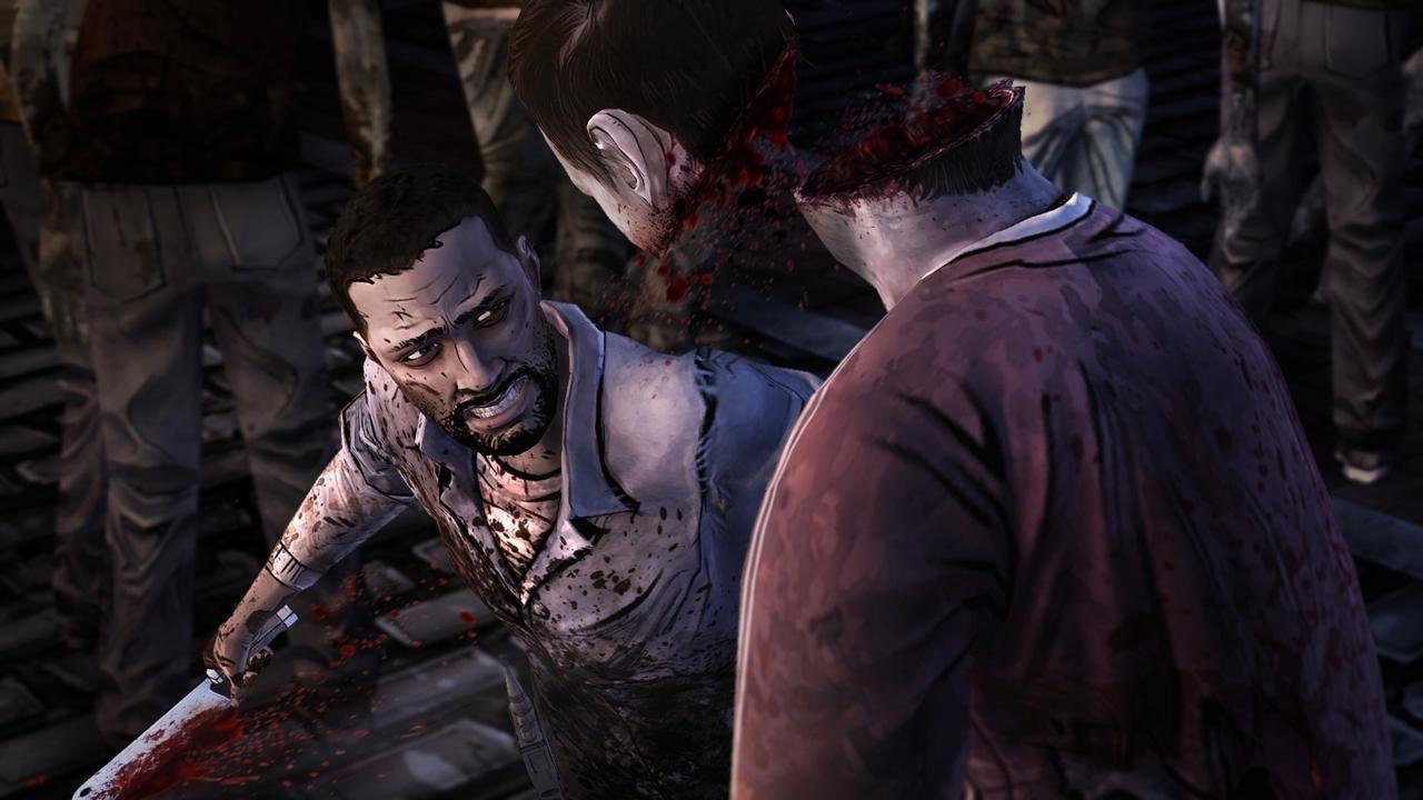 Скриншот к игре The Walking Dead - Season 1 + 400 Days (2012) скачать торрент RePack