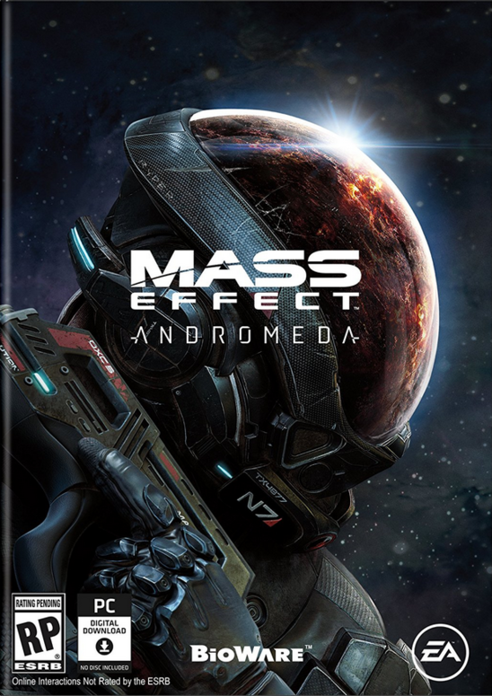 Mass Effect: Andromeda - Super Deluxe Edition [v 1.10] (2017) (2017)