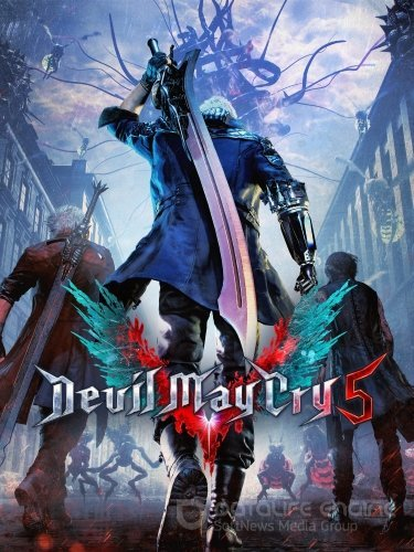 Devil May Cry 5 - Deluxe Edition (2019) скачать торрент RePack