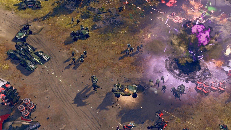 Скриншот к игре Halo Wars 2 (2017) скачать торрент RePack