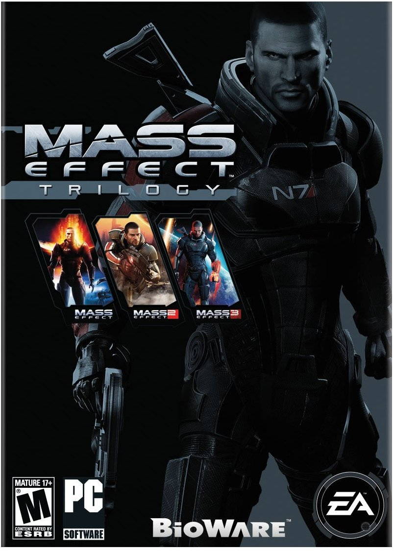 Mass Effect - Galaxy Edition (2008 - 2012)