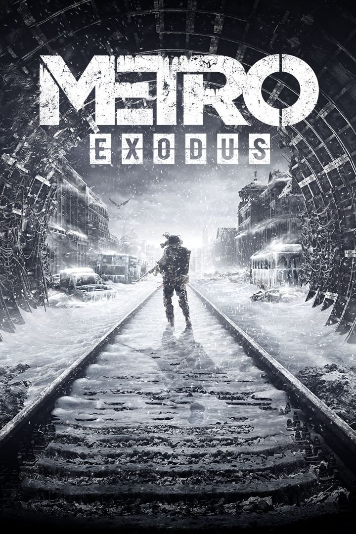 Обложка к игре Metro: Exodus - Gold Edition v.1.0.0.7+2 DLC [CODEX] (2019)