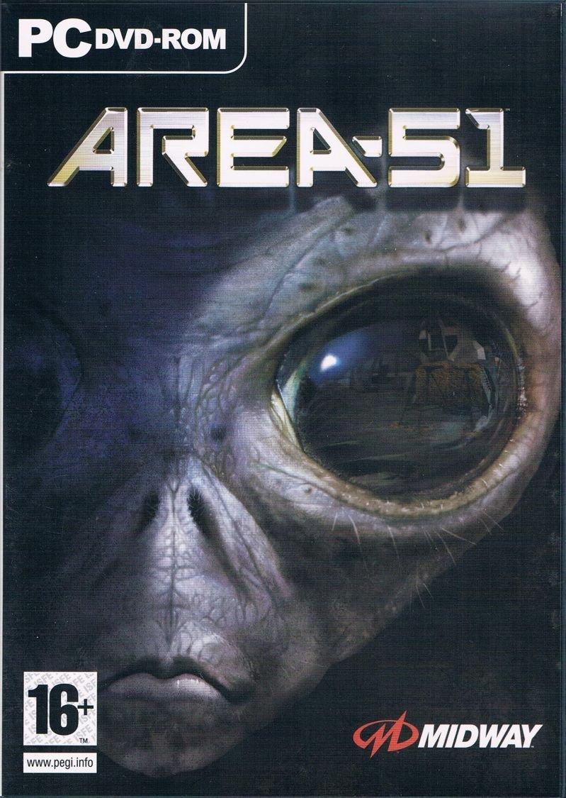 Area-51 v.1.0.87371 [Новый Диск] (2005) скачать торрент Лицензия