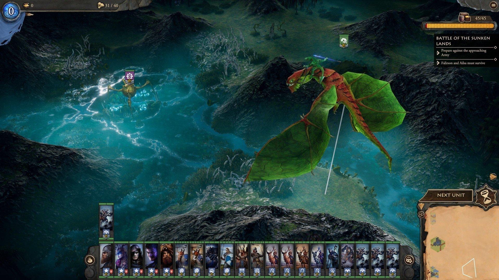 Скриншот к игре Fantasy General II Invasion General Edition [GOG] (2019) скачать торрент Лицензия