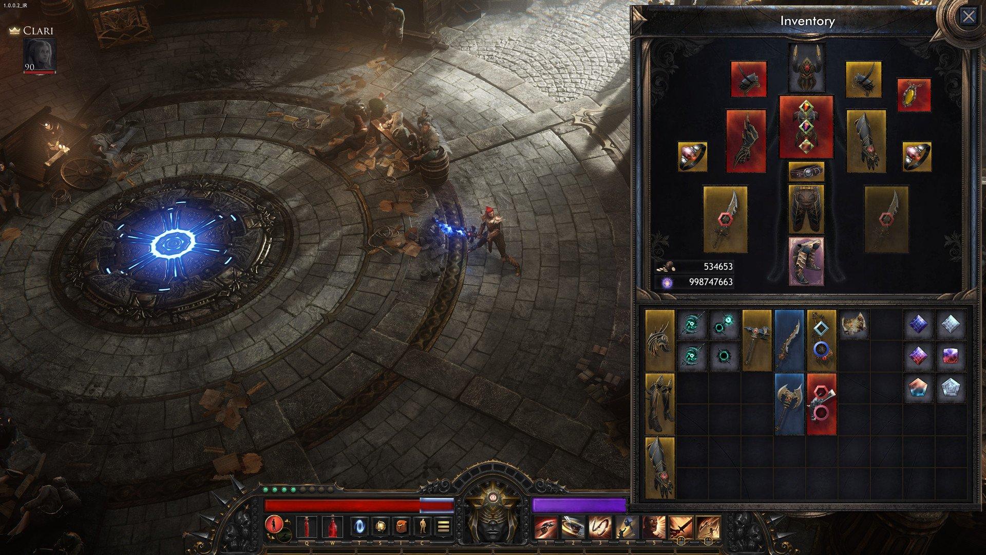 Скриншот к игре Wolcen: Lords of Mayhem [v 1.0.14.0 ] (2020) скачать торрент RePack