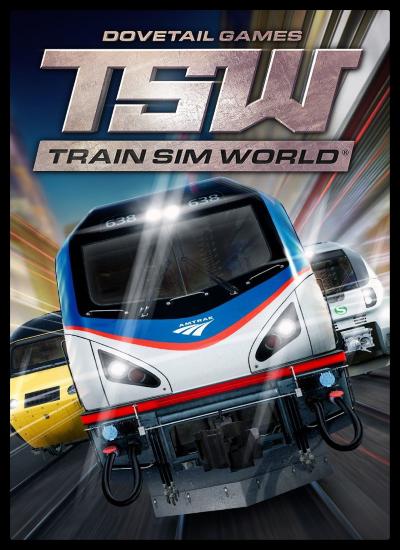 Train Sim World: 2020 Edition [v 1.0 build 550 + DLCs] (2018) скачать торрент RePack