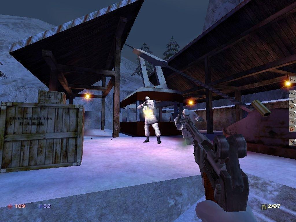 Скриншот к игре The Operative: No One Lives Forever - Game of the Year Edition v.1.004 (2000-2001) скачать торрент Лицензия
