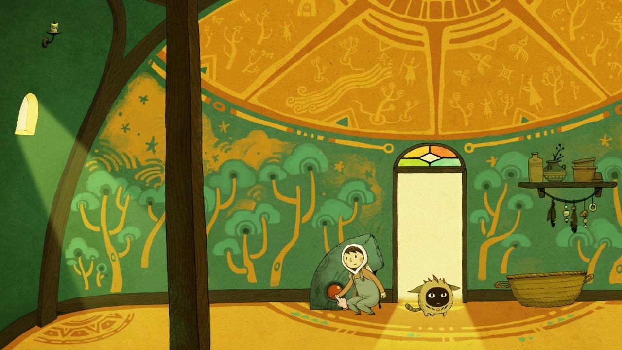 Скриншот к игре LUNA The Shadow Dust v.1.0.2 [GOG] (2020) скачать торрент Лицензия