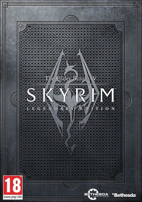 The Elder Scrolls V: Skyrim Legendary Edition v.1.9.32.0.8 + 4 DLC (2011-2013) (2011)