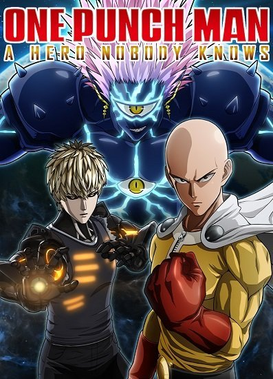 One Punch Man: A Hero Nobody Knows [CODEX] (2020)