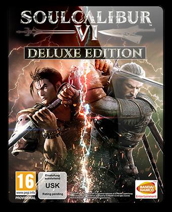 Soulcalibur VI: Deluxe Edition [v 02.05.00 + DLC] (2018)