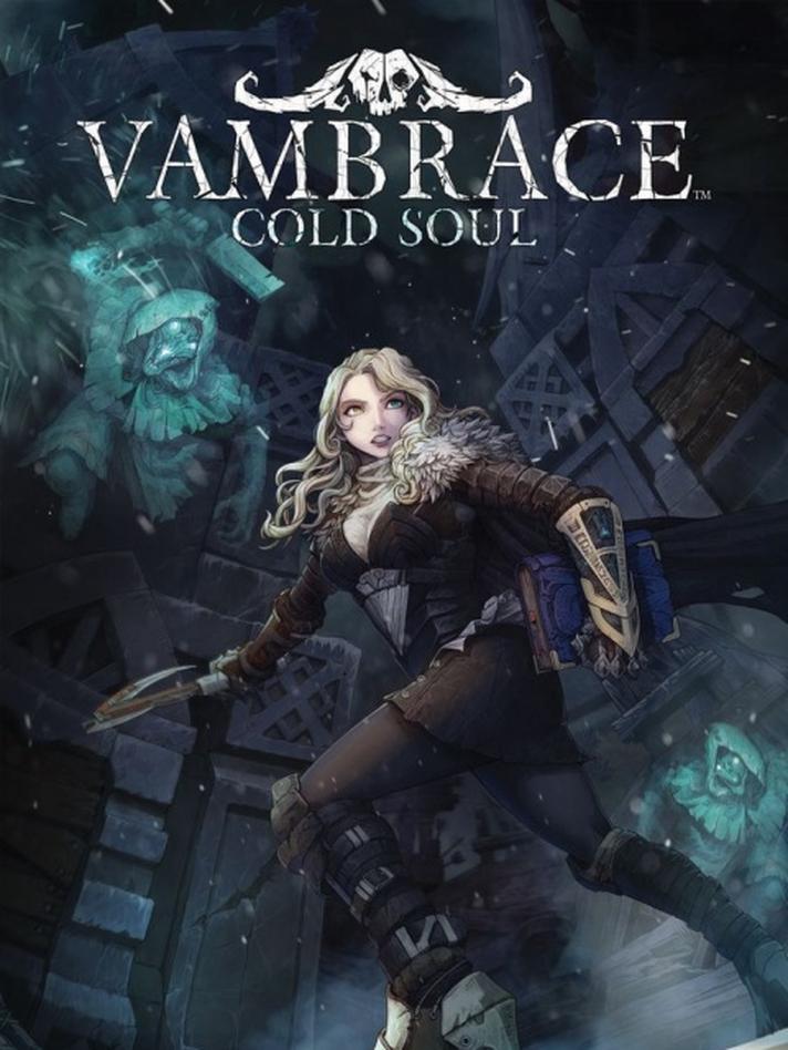 Vambrace: Cold Soul v.1.11 [GOG] (2019) скачать торрент Лицензия