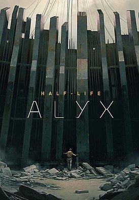 Обложка к игре Half-Life Alyx VR [Update v.1.2+DLC] (2020)