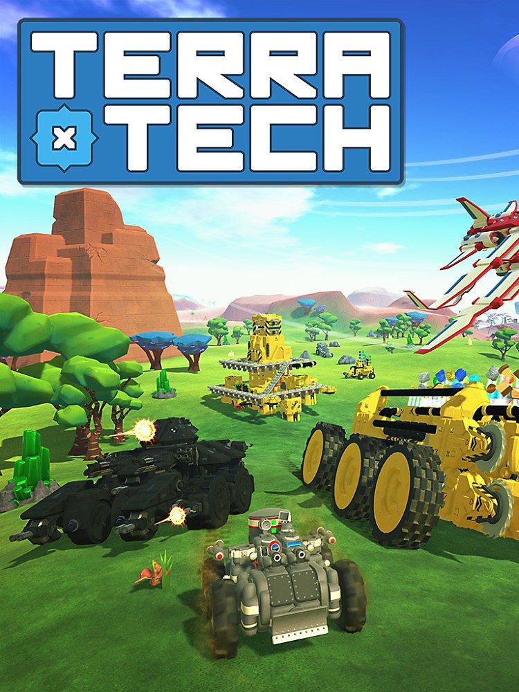 Обложка к игре TerraTech v.1.3.9 (2018)