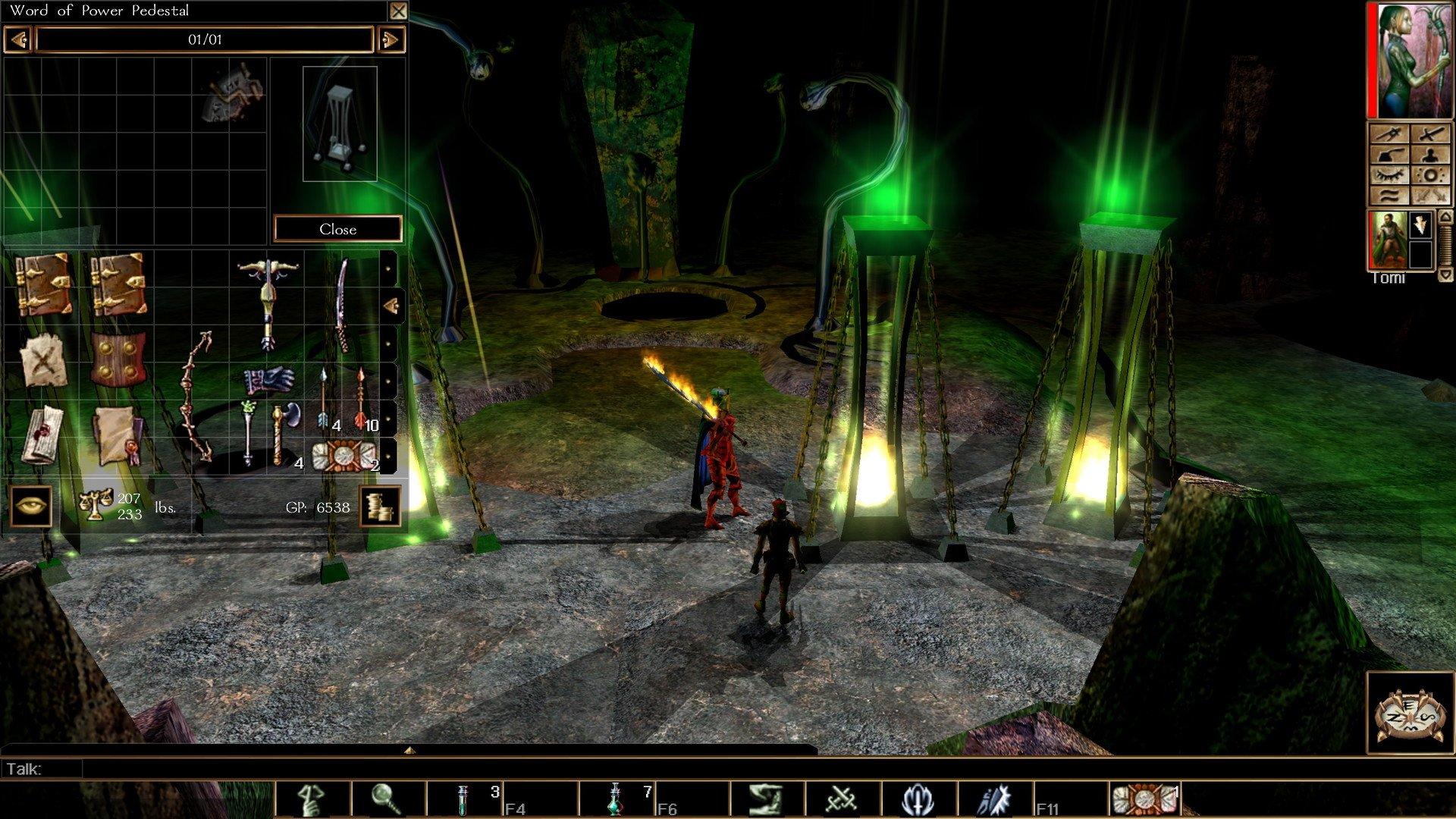 Скриншот к игре Neverwinter Nights: Enhanced Edition Digital Deluxe Edition (2018) скачать торрент RePack