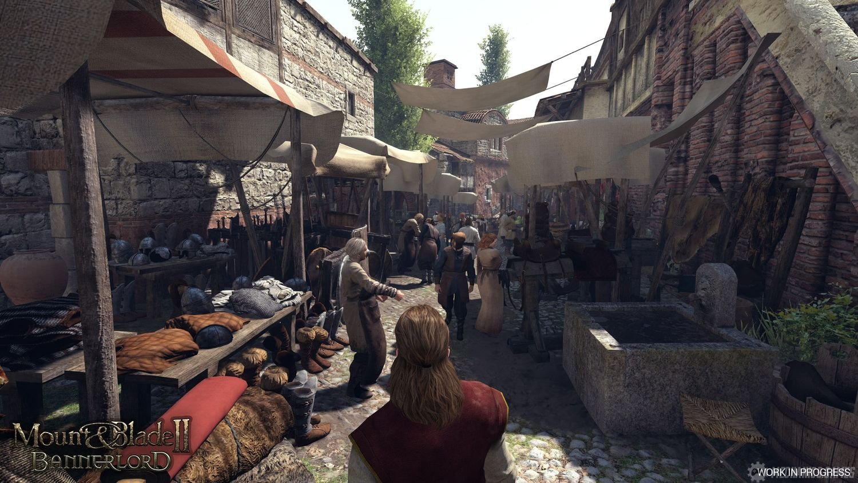 Скриншот к игре Mount & Blade II: Bannerlord [e1.4.0 MAIN BRANCH /Early access)] (2020) скачать торрент RePack