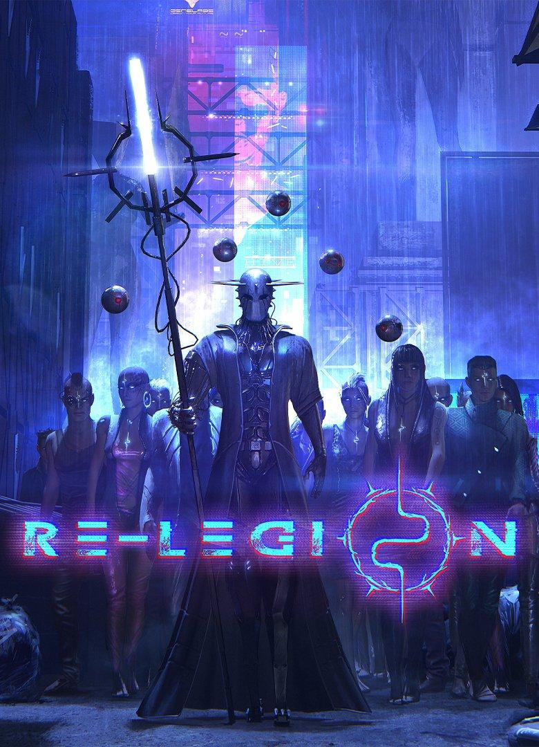 Re-Legion v.1.3.7.334 [GOG] (2019)