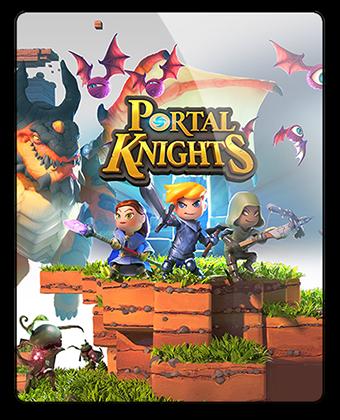 Portal Knights [1.7.2 +DLC] (2017) скачать торрент RePack