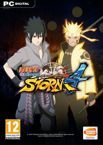 Naruto Shippuden: Ultimate Ninja Storm 4 [v.1.08+DLC] (2016) (2016)