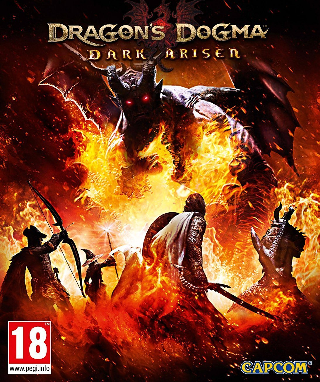 Dragon's Dogma: Dark Arisen [1.0.0.18 (12573)] (2016) (2016)