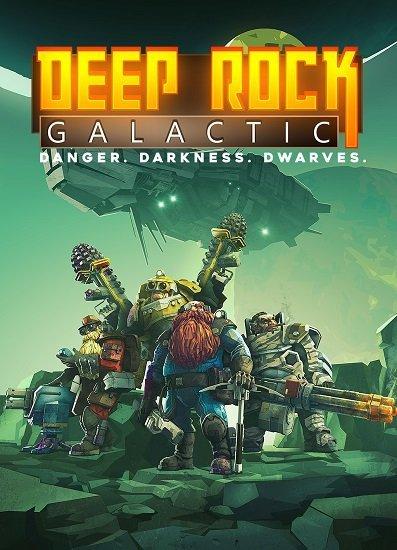 Deep Rock Galactic (2020)