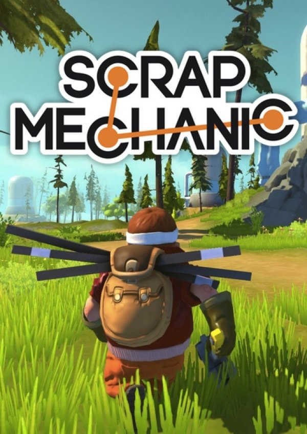 Scrap Mechanic v.0.4.3 [Portable] (Early Access)