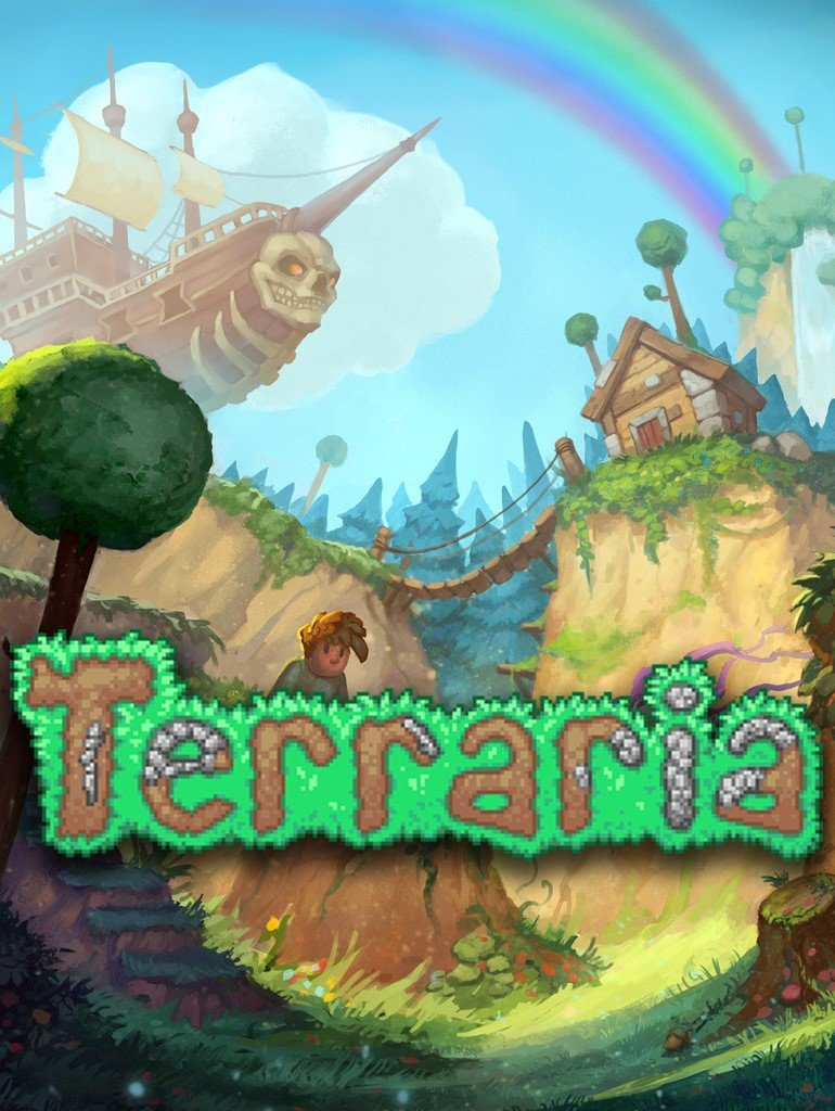 Terraria v.1.4 [GOG] (2011)