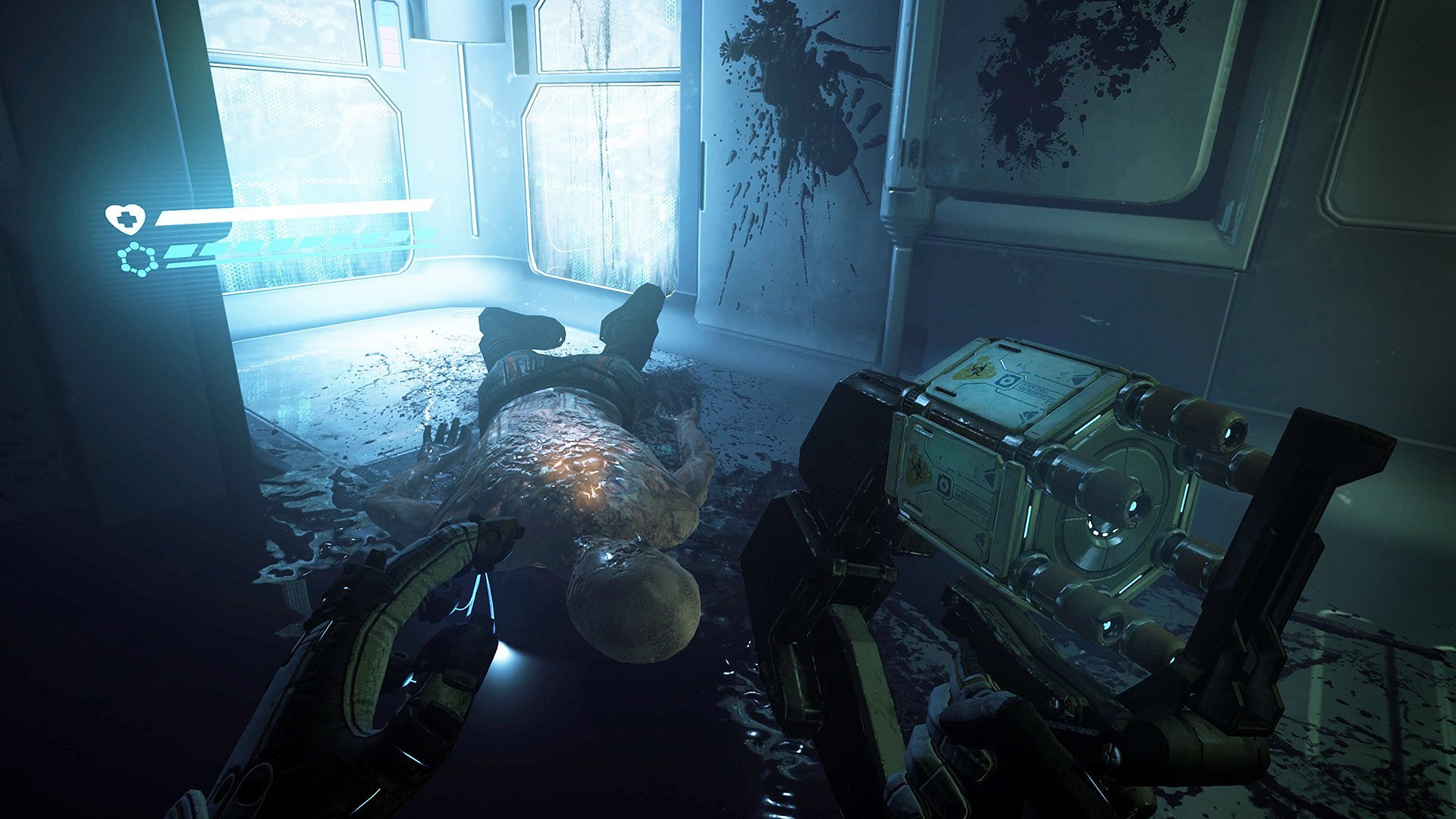 Скриншот к игре The Persistence [CODEX] (2020) скачать торрент Лицензия